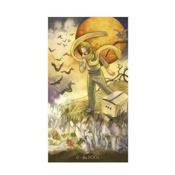 Tarot of the Little Prince - Kvailys
