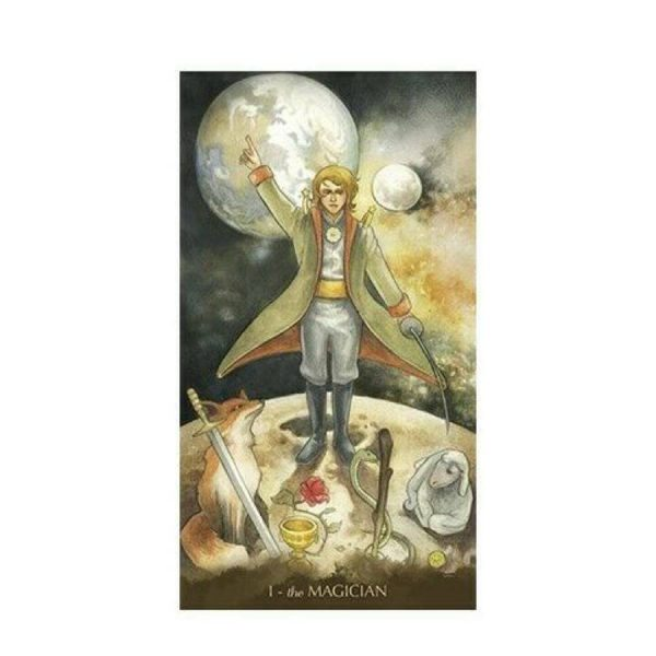 Tarot of the Little Prince - Magas