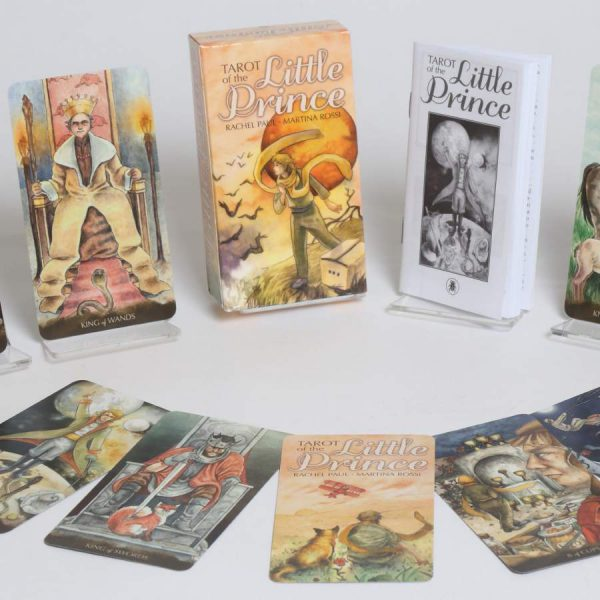 Tarot of the Little Prince - kaladė