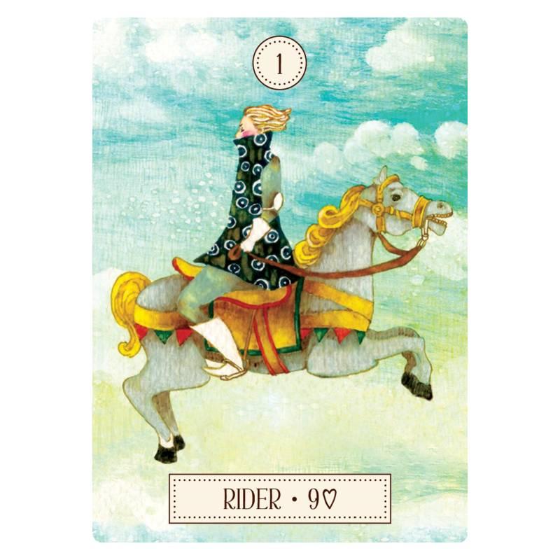Dreaming Way Lenormand 1