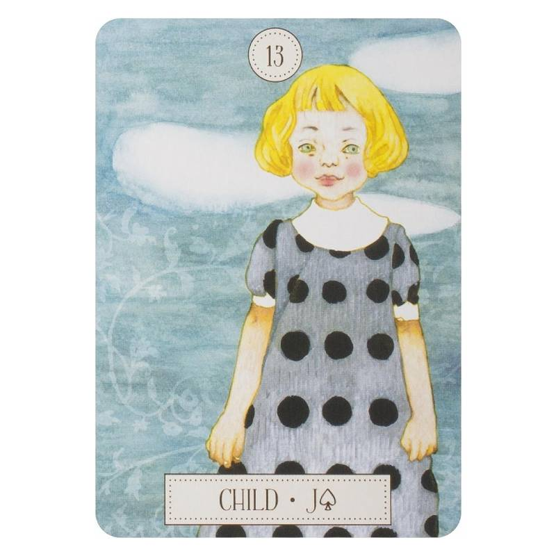 Dreaming Way Lenormand 13