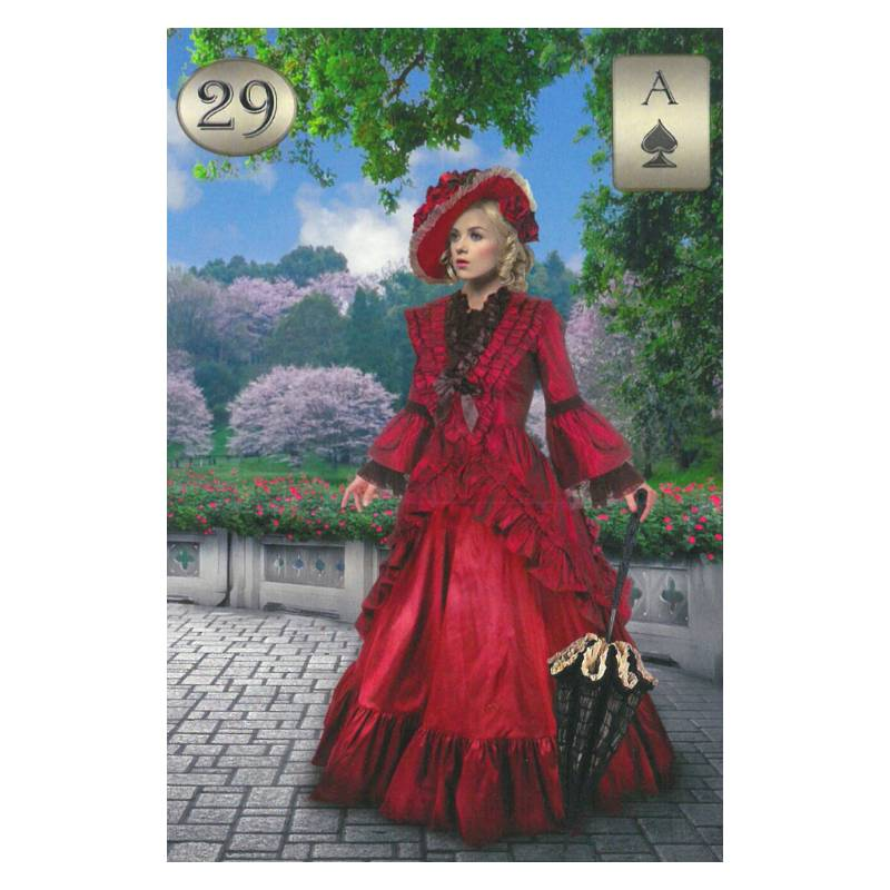 Thelema Lenormand 6