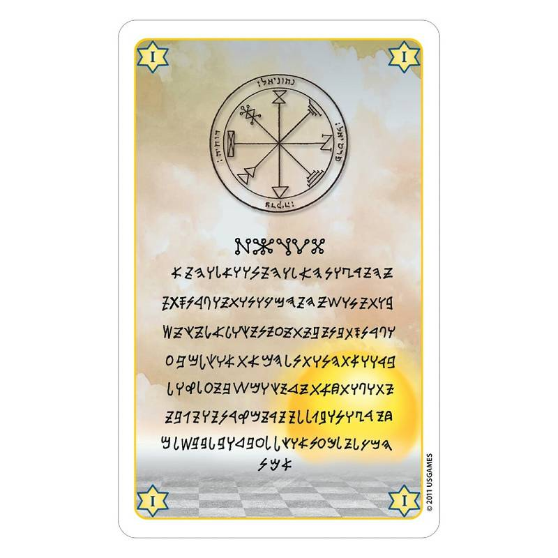 king solomon oracle cards 1